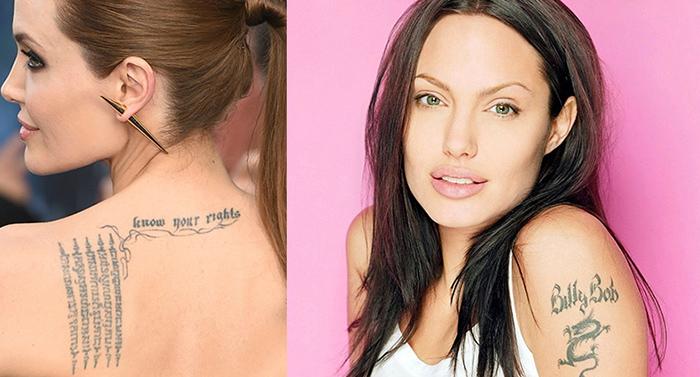 significado tatuaje angelina jolie