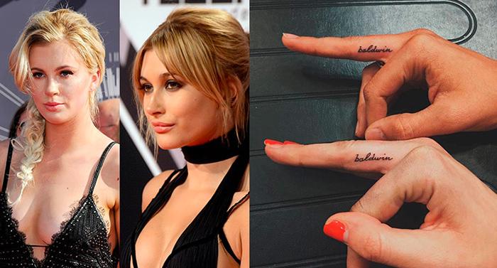 significado tatuajes haley ireland baldwind