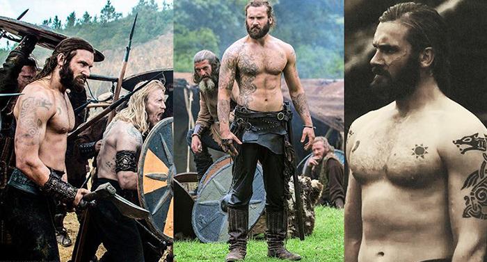 significado tatuajes rollo lothbrok serie vikings