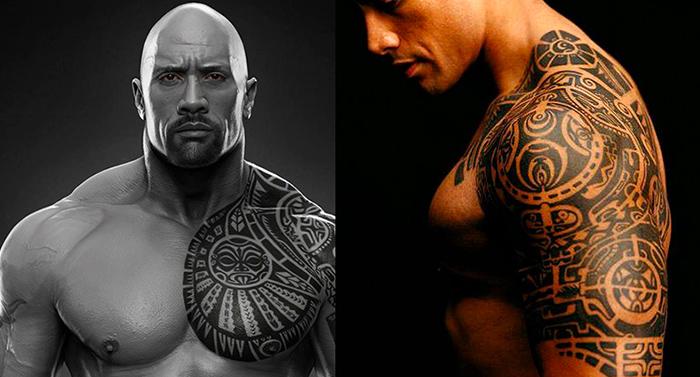 significado tatuaje the rock dwayne johnson
