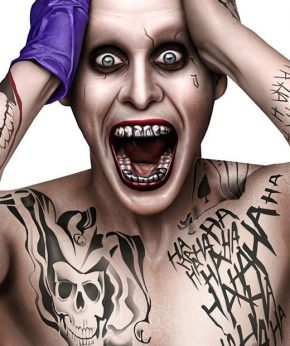 tatuaje temporal joker modelo feel tattoo
