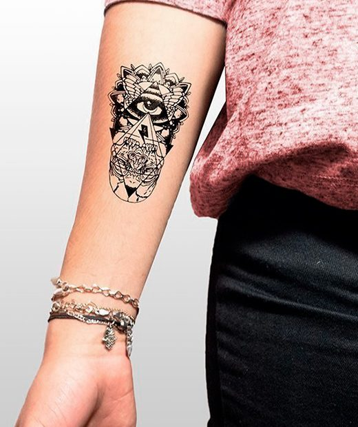 Tatuajes Del Ojo De Dios Wwwimagenesmycom