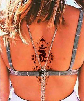 tatuaje temporal poetic modelo feel tattoo