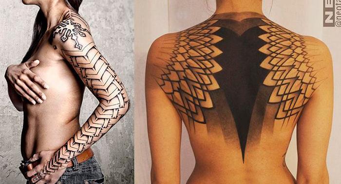 tatuajes nordicos vikingos