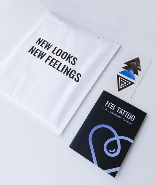 imagen packaging feel tattoo