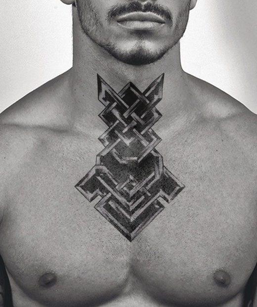 tatuaje temporal alambre negro modelo feel tattoo