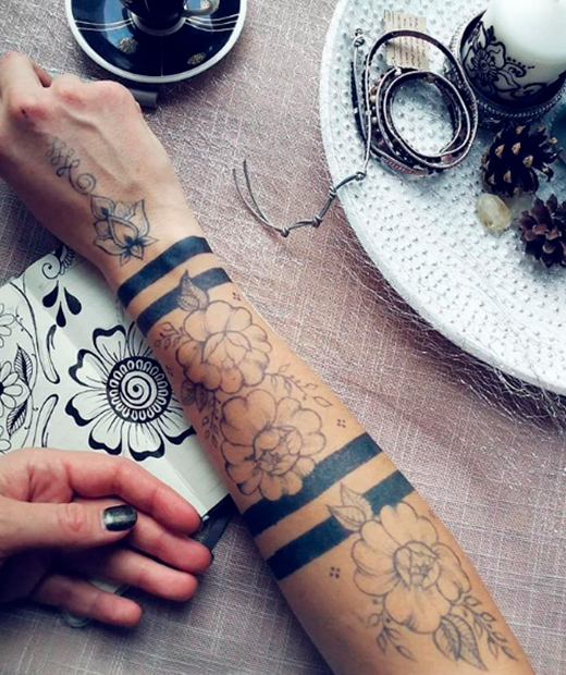 feel ink tinta temporal tatuaje 2 semanas